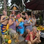 19-09 Crazy fruits, Kealakakua Bay Hawaii
