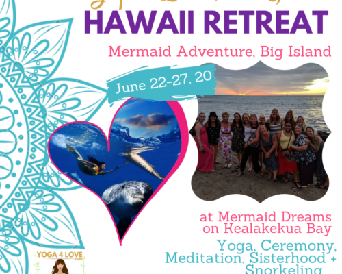 20-06 Hawaii Y4L Inner Goddess Mermaid Adventue Retreat